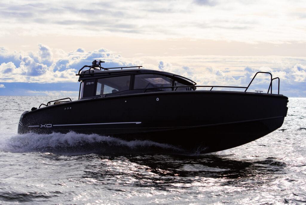 xo boats