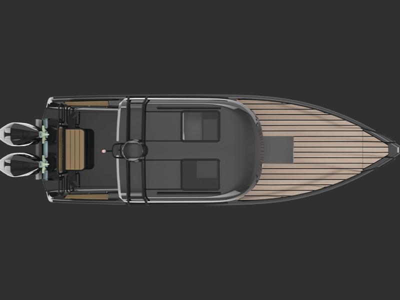 XO 270 FRONT CABIN OB